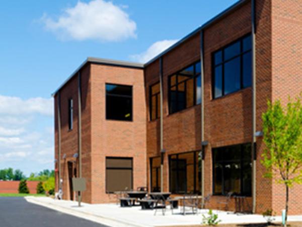 Office Building - Exterior - J. Wayne Miller Company
