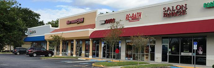 Retail Properties Building - J. Wayne Miller Company